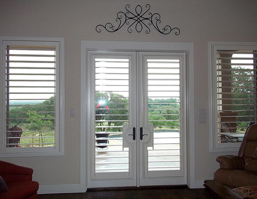 Five Examples Of Door Handle Cutouts