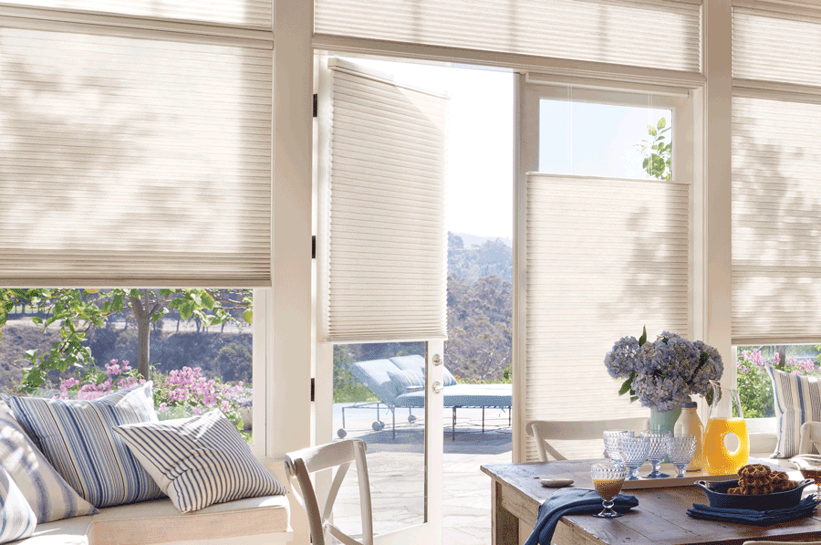 summer ready home Best window treatments for french doors Austin TX