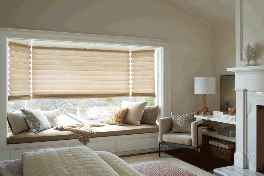 custom roman shades for your new home