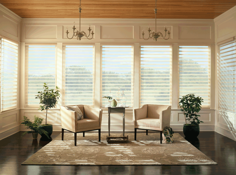white style statements austin white blinds greenery