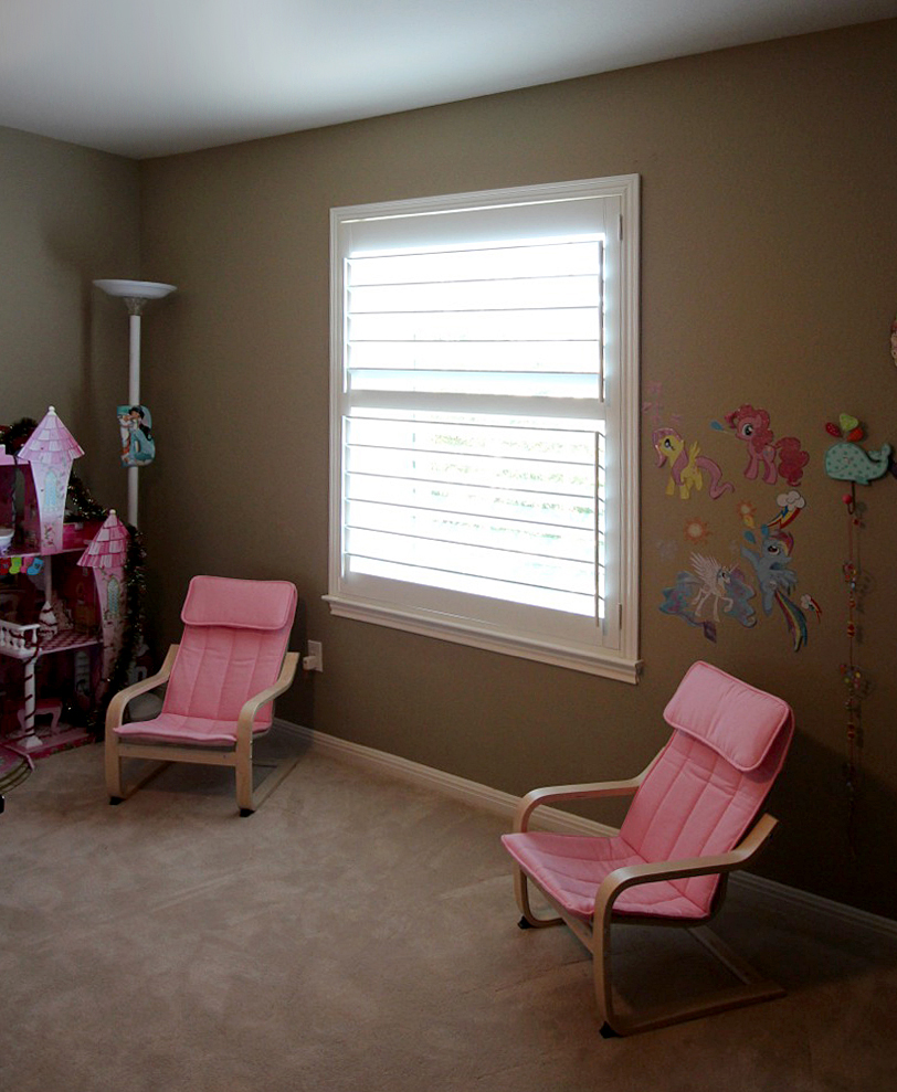 child safe shutters for Austin TX home