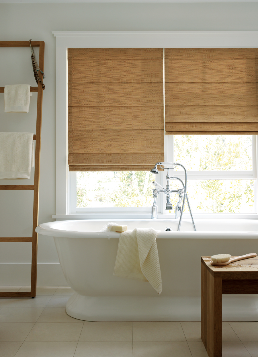 Adding Design Studio Window Treatments to any room will instantly add personality.
