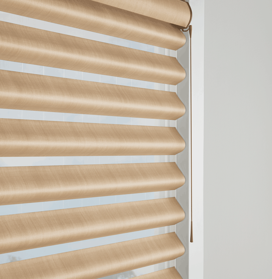 Soft touch blinds are a great child safety option to add to your home.
