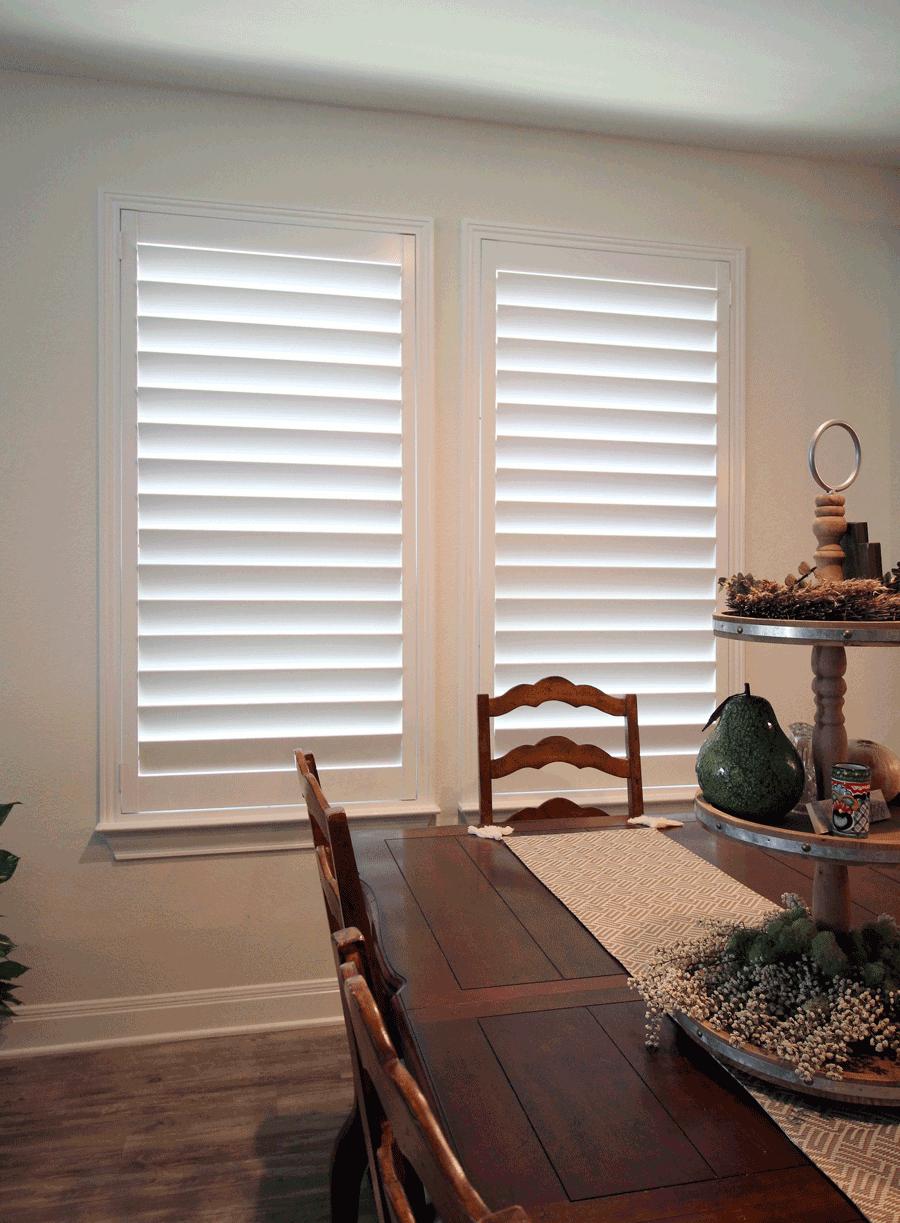 Get The Look Farmhouse Window Treatments Austin Window Fashions