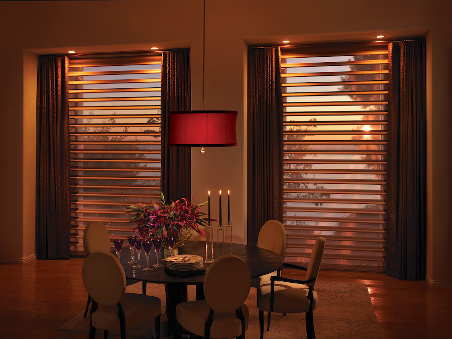 Pirouette window shades perfect for changing season in Austin.
