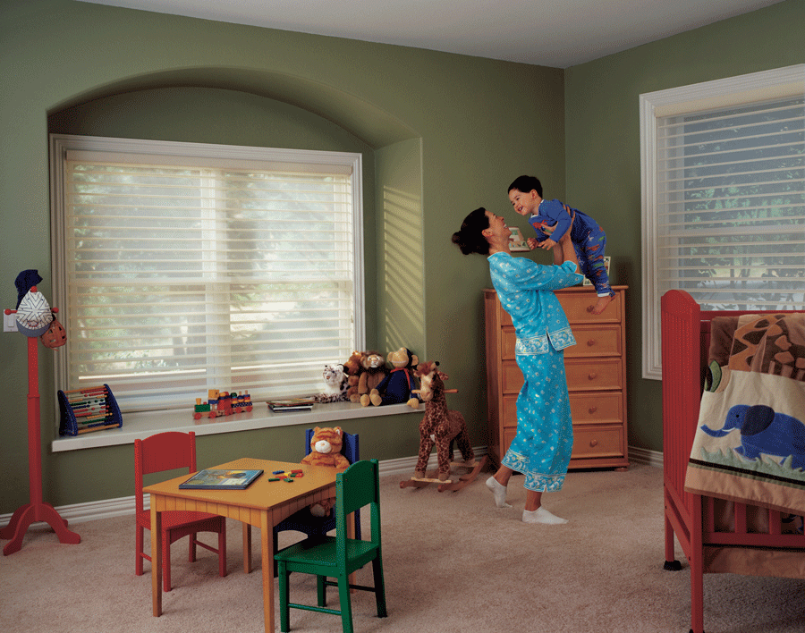 Child safety is definitely important to consider with window treatments in your Austin home.