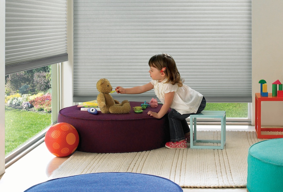 Austin Window Fashions offers exquisite service and products, such as Hunter Douglas Duette Cellular Shades.