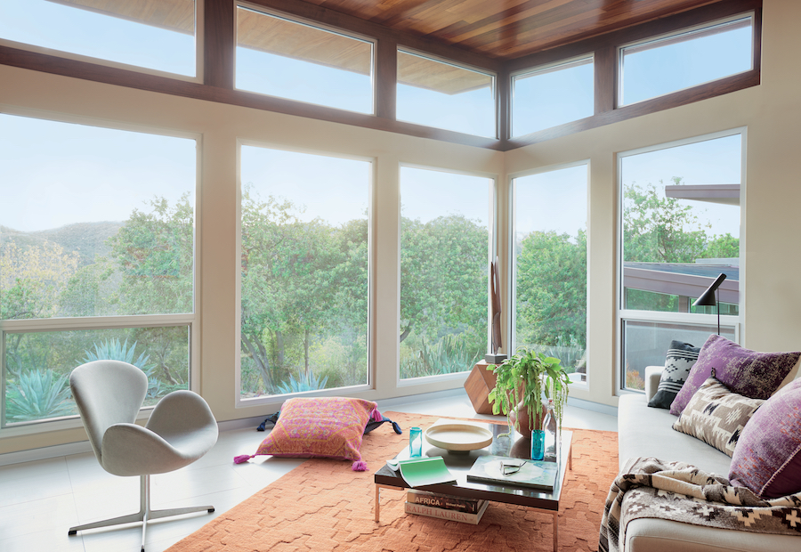 bare windows cause energy loss year round in Austin TX