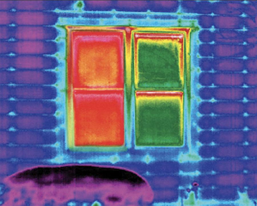 thermal comparison picture