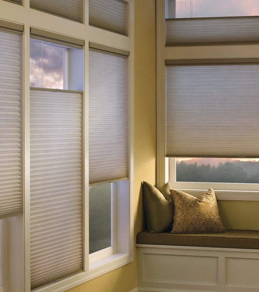 hunter douglas applause shades with top down bottom up blinds Leander 78641