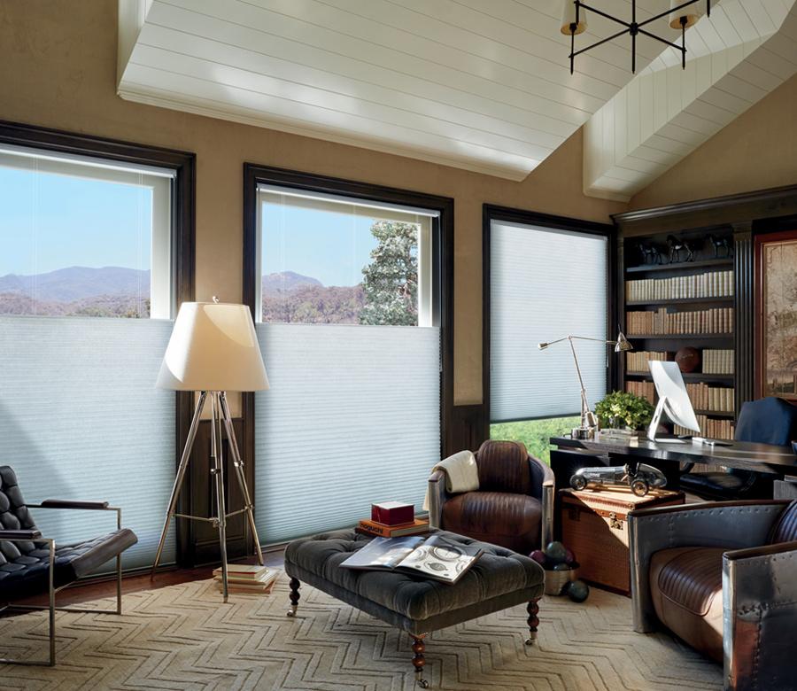 austin window fashions hunter douglas cellular shades duette honeycomb shades Cedar Park 78613