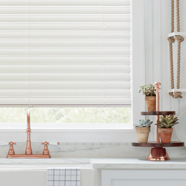 Hunter Douglas parkland wood blinds Austin TX