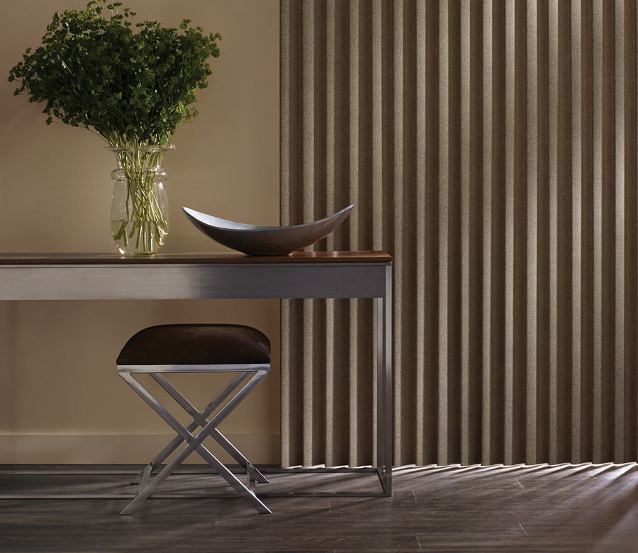 cadence fabric vertical blinds Hunter Douglas Cedar Park 78613