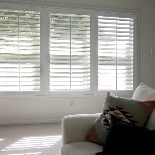 insulating window treatments interior plantation shutters Austin 78731