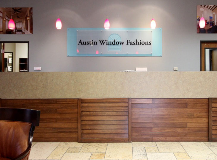 austin window fashions Austin TX 78758 window treatment showroom