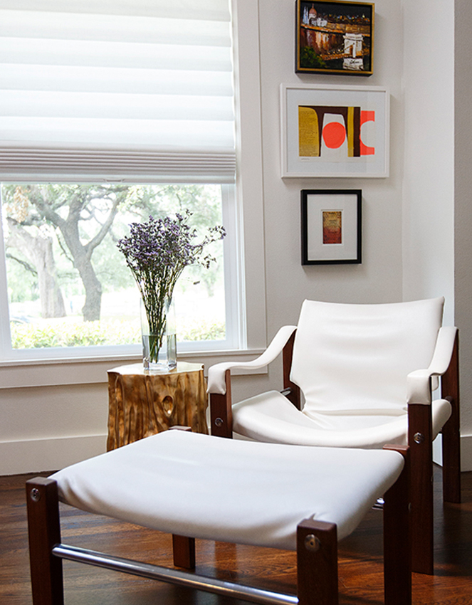 white pirouette window shades recent work done by Austin Window Fashions 78758