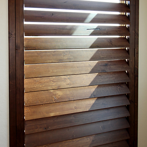 single tilt rod for plantation shutters Austin TX