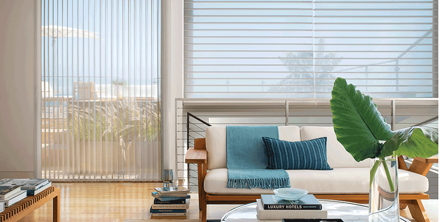 Time to decorate with window treatments in your Austin home.