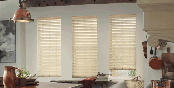 perfect farmhouse window treatments Austin TX