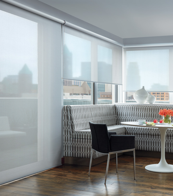 cover glass doors with window treatments for sliding glass doors Austin TX