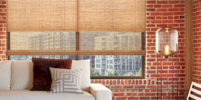 Hunter Douglas Provenance Energy Efficient Woven Woods