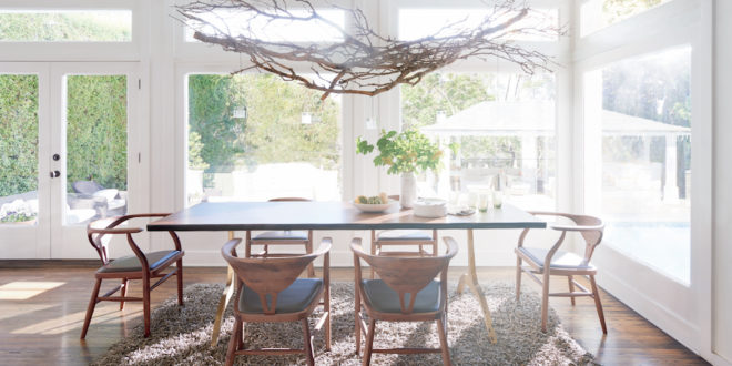 Austin, TX, dining room that needs added UV protection.