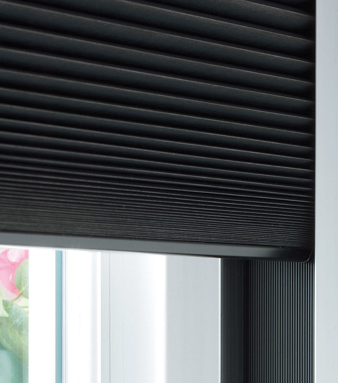 duette honeycomb shades with lightlock for blackout shades in Austin TX